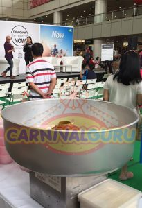 candy floss machine rental singapore