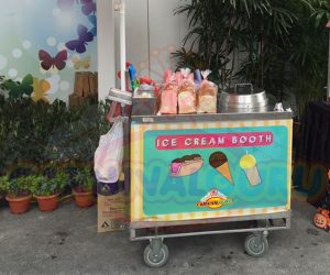 ice cream cart rental singapore