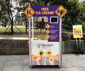 ice cream cart rental singapore