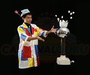 Professor Messy Science Show
