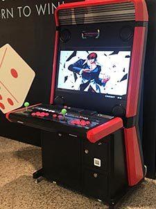 Video Arcade Game Rental Singapore