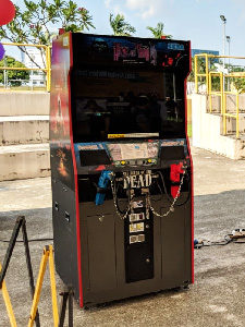 house of the dead arcade game