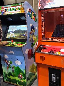 Classic video arcade singapore