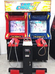time crisis arcade game