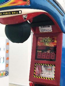 Arcade Puncher Rental Singapore