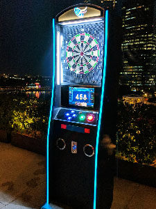 darts machine rental singapore