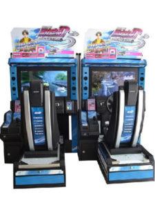 Initial D arcade rental