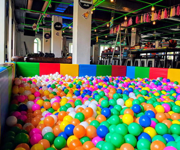 Giant Ball Pit For Rent