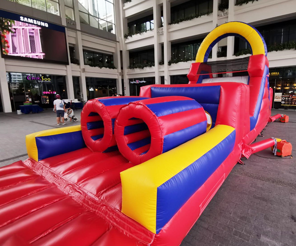 Obstacles Inflatable Rental