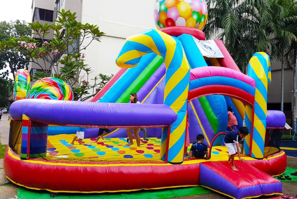 bouncy castle rental singapore