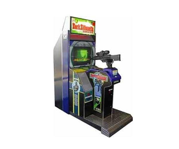 arcade shooting game