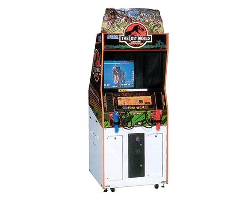 lost world arcade game