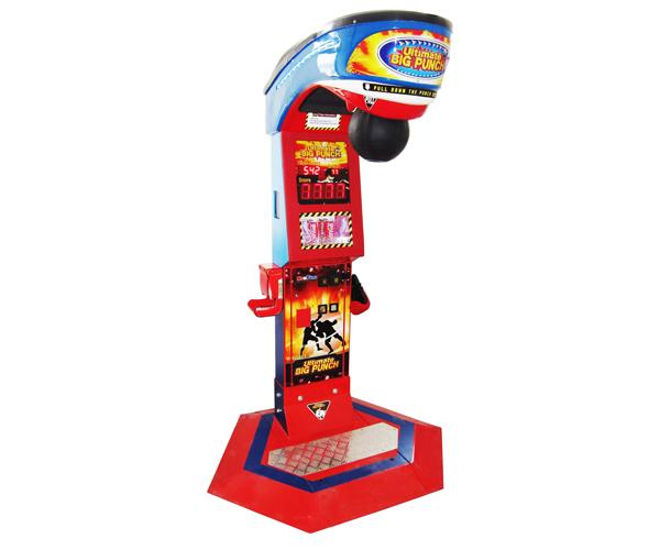 arcade puncher