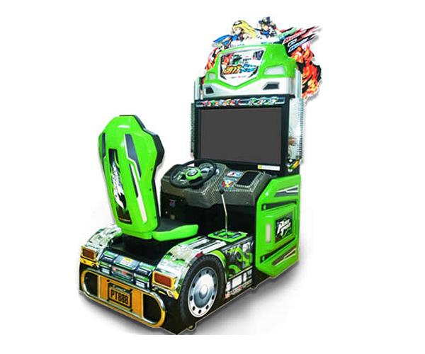 power truck arcade rental