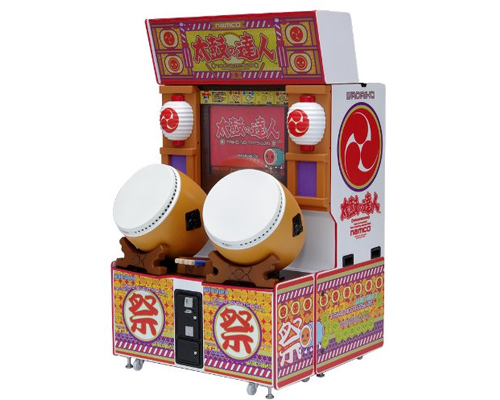 taiko arcade drum