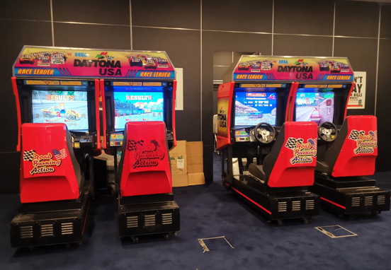 arcade racing game