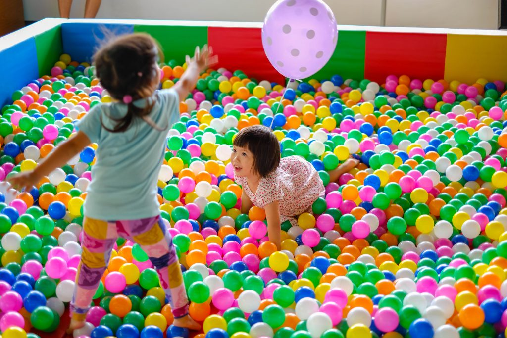 ball pool rental