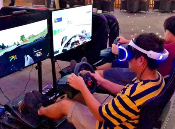 Race Simulator Rental
