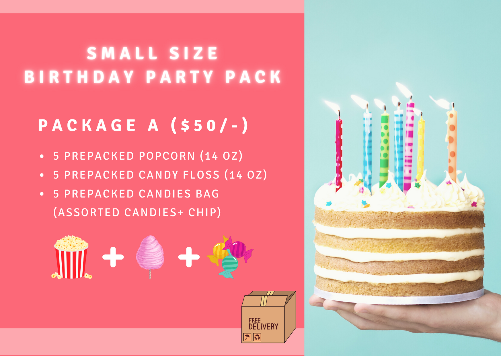 Party Package A