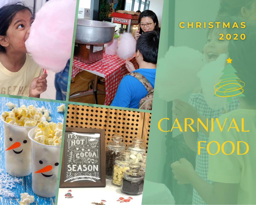 Christmas Carnival Rental 2020