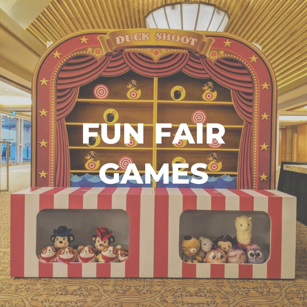 fun fair games